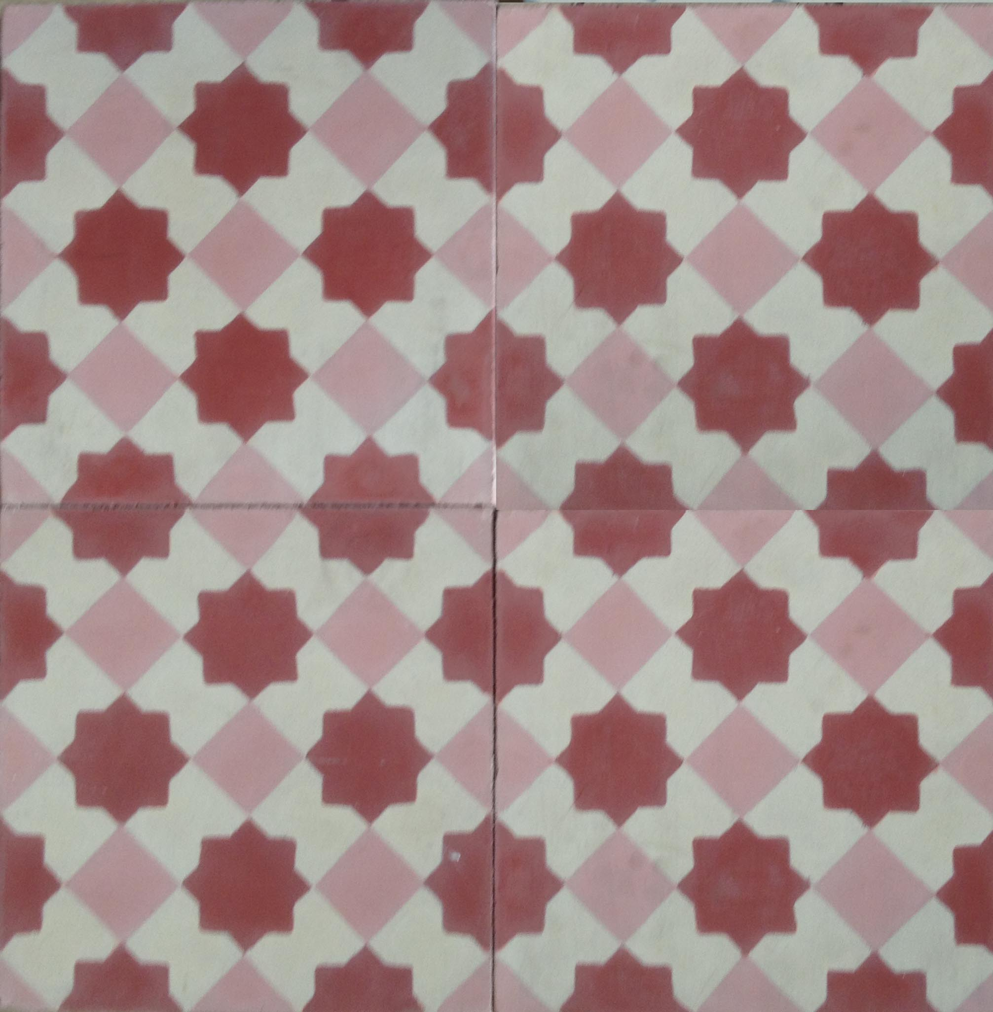 Moroccan tiles handmade moroccan encaustic cement tiles artwork for your floors dailygadgetfo Image collections